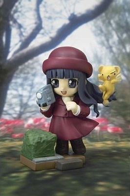 main photo of Clamp In 3-D Land Series 4: Daidouji Tomoyo