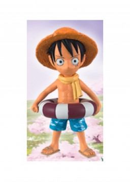 main photo of One Piece World Collectable Figure ~Strong World~ ver.5: Monkey D. Luffy