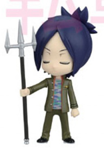 main photo of Yujin Katekyou Hitman REBORN! Deformed #Special: Mukuro Rokudo