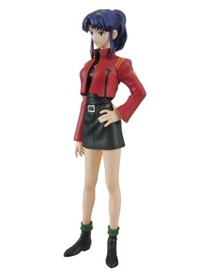 main photo of Digital Grade Evangelion File: Katsuragi Misato A
