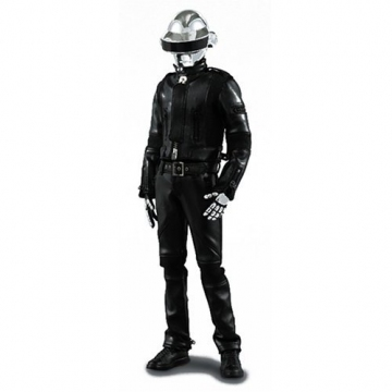main photo of Real Action Heroes 267 Thomas Bangalter Technologic Human After All Ver.
