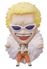 photo of One Piece Mascot Relief Magnet: Donquixote Doflamingo