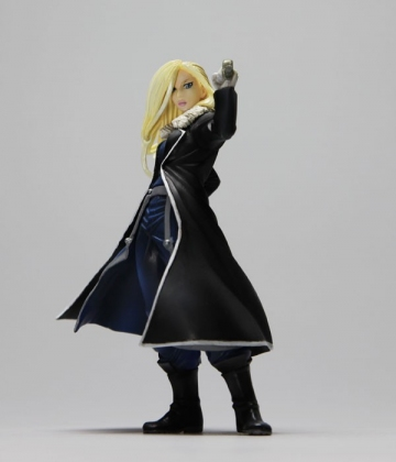 main photo of Fullmetal Alchemist: Trading Arts Vol.2: Olivier Mira Armstrong