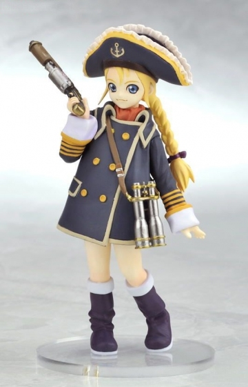 "main photo of One Coin Grande Figure Collection Tales of Vesperia ""Chapter of Belief"": Patty Fleur"