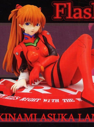 main photo of EX Shikinami Asuka Langley Flash a Smile Ver