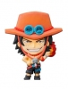 photo of One Piece Mascot Relief Magnet: Portgas D. Ace