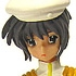 HGIF The Melancholy of Haruhi Suzumiya #3: Yuki Nagato Captain Uniform Ver