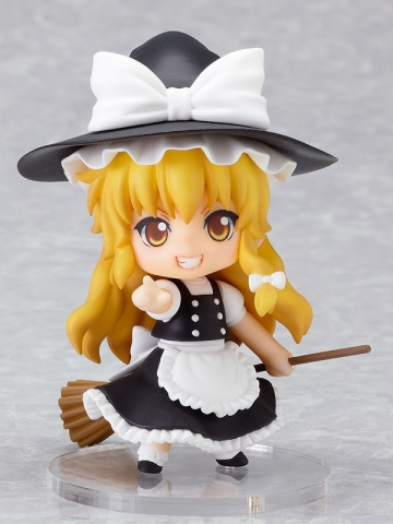 main photo of Nendoroid Petite: Touhou Project Set #2: Marisa Kirisame