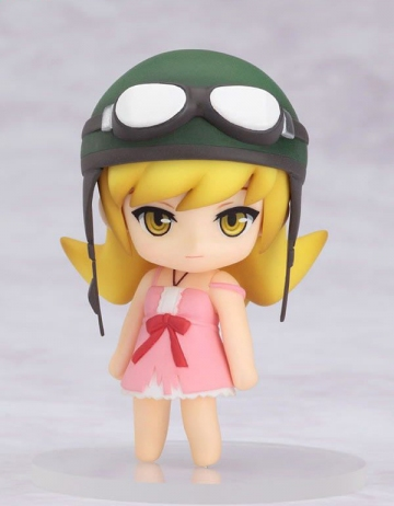 main photo of Nendoroid Petite Bakemonogatari Set #3: Oshino Shinobu