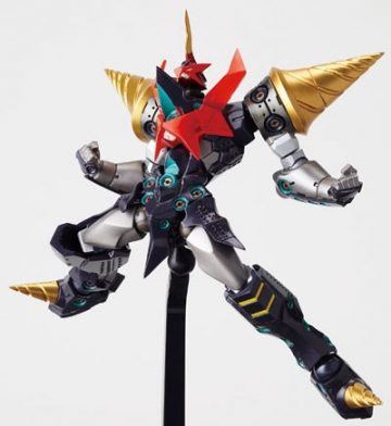 main photo of Revoltech Yamaguchi Series No.07 Super Galaxy Gurren Lagann