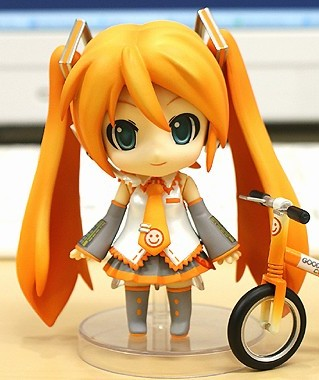 main photo of Nendoroid Hatsune Miku GSC ver.