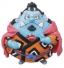 photo of One Piece Mascot Relief Magnet: Jinbei