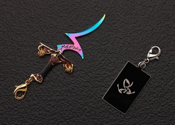 main photo of Fate Metal Charm Collection 07: Rule Breaker