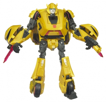 main photo of Cybertronian Bumblebee