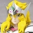 Saint Seiya Myth Cloth Lizard Misty Silver Cloth