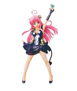 main photo of Ichiban Kuji Premium To-LOVE-Ru: Lala Satalin Deviluke Black Ver.