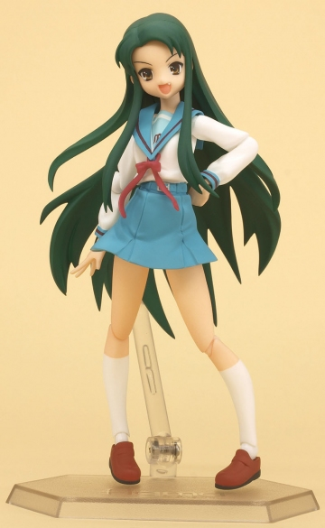 main photo of figma Tsuruya-san School Uniform Ver