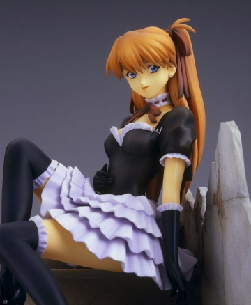 main photo of Soryu Asuka Langley Gothic Lolita Ver.