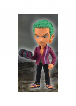 main photo of One Piece World Collectable Figure ~Strong World~ ver.6: Roronoa Zoro