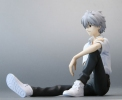 photo of Ikari Shinji & Kaworu Nagisa School Uniform Ver