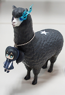 main photo of Black ★ Rock Alpaca