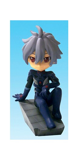 main photo of Evangelion Petit R-style 3:  Kaworu