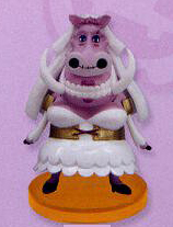 main photo of One Piece World Collectable Figure ~Halloween Special~: Lola (Zombie)