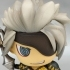 One Coin Grande Figure Collection Sengoku Basara Second - New Colors: Chousokabe Motochika