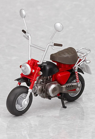 main photo of ex:ride.006: Minibike: Red