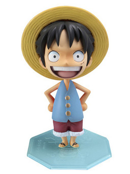 main photo of P.O.P Mugiwara Theater Limited Monkey D. Luffy Impel Down ver.
