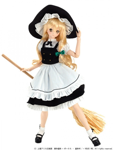 main photo of Dollfie Dream Marisa Kirisame