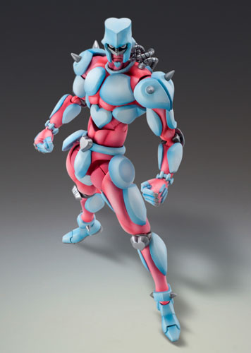 main photo of Super Action Statue Crazy Diamond