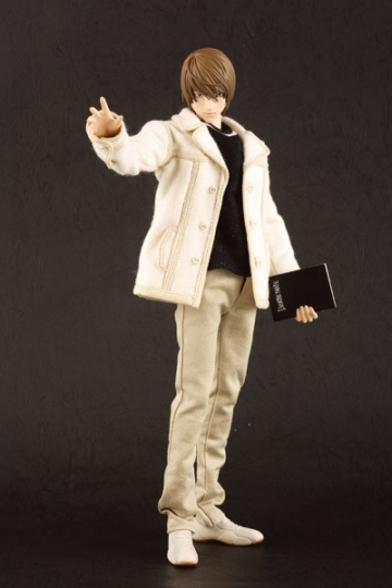 main photo of Real Action Hero 331 Yagami Light