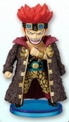 main photo of One Piece World Collectable Figure vol. 5: Eustass Kid