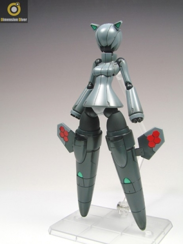 main photo of X-11 With Neuroi Color Resin Kit ver.