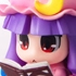 Patchouli Knowledge Touhou Strap Charm ver.