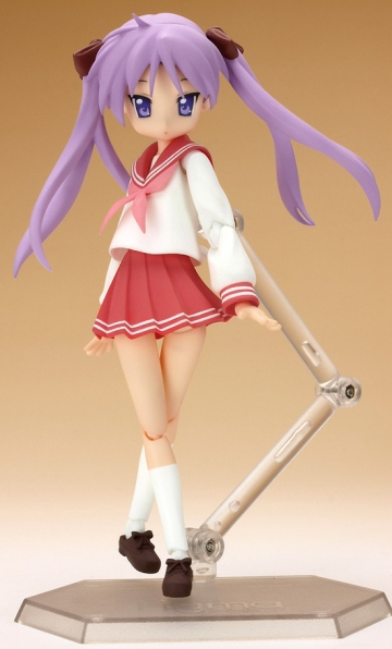 main photo of figma Kagami Hiiragi Winter Uniform Ver