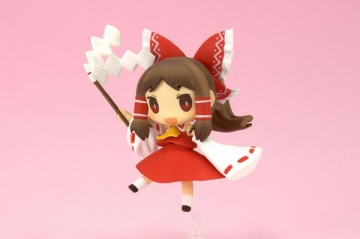 main photo of Touhou Shushuroku Vol. 1: Hakurei Reimu