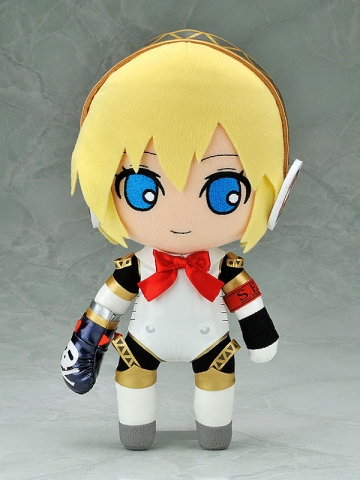 main photo of Nendoroid Plus Plushie Series 18: Persona 3 - Aigis