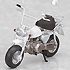 ex:ride.006: Minibike: White