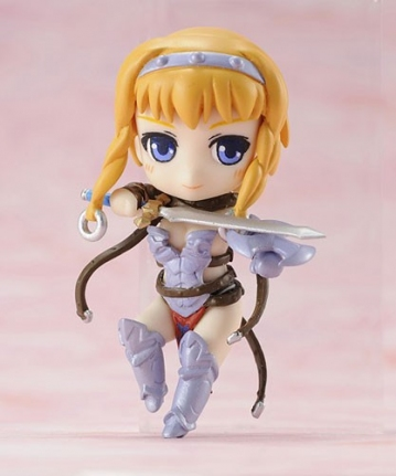 main photo of Collection Figure Petit! Queens Blade: Reina