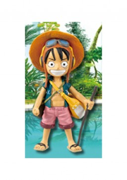 main photo of One Piece World Collectable Figure ~Strong World~ ver.1: Monkey D. Luffy.