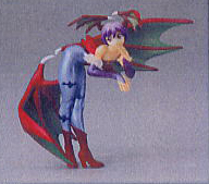 main photo of Capcom Figure Collection - Morrigan & Lilith: Lilith - A