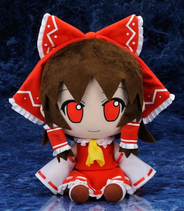 main photo of Nendoroid Plus Plushie Series 07: Reimu Hakurei