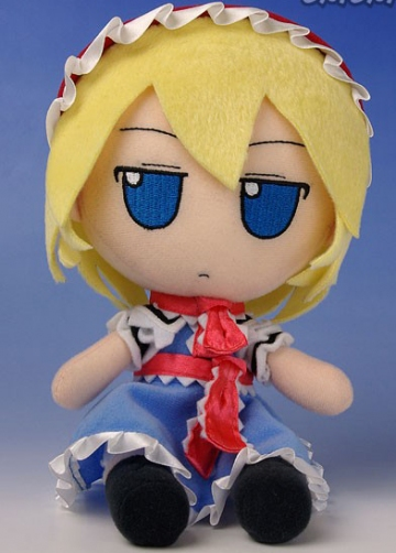 main photo of Touhou Project Plush Series 06: Alice Margatroid