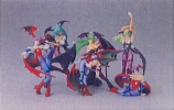 photo of Capcom Figure Collection - Morrigan & Lilith: Morrigan - C