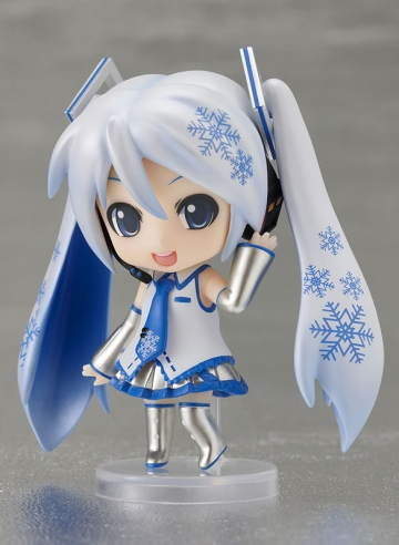 main photo of Nendoroid Petite Miku Snow Ver