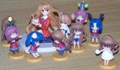 photo of Toys Works Collection 2.5 Toradora! Taiga