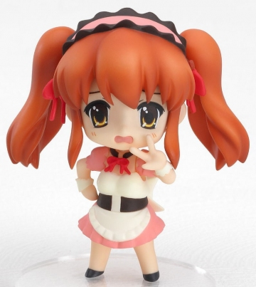 main photo of Nendoroid Petit Melancholy of Haruhi Suzumiya #01: Asahina Mikuru 2