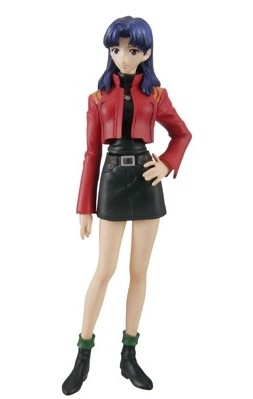 main photo of Digital Grade Evangelion File: Katsuragi Misato B